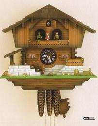 Swiss Cockoo Clock